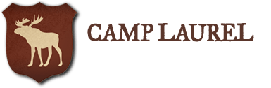 Camp Laurel logo