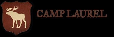Camp Laurel logo