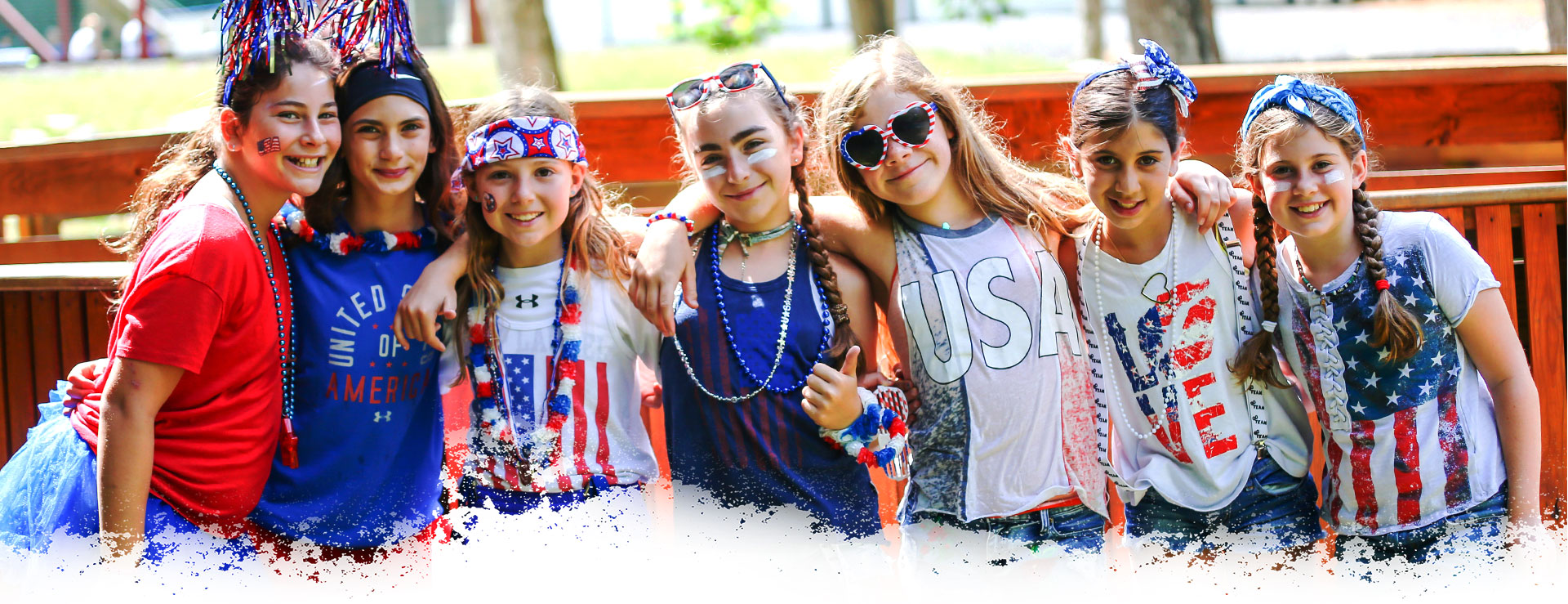 Enroll for summer camp at Camp Laurel in Maine