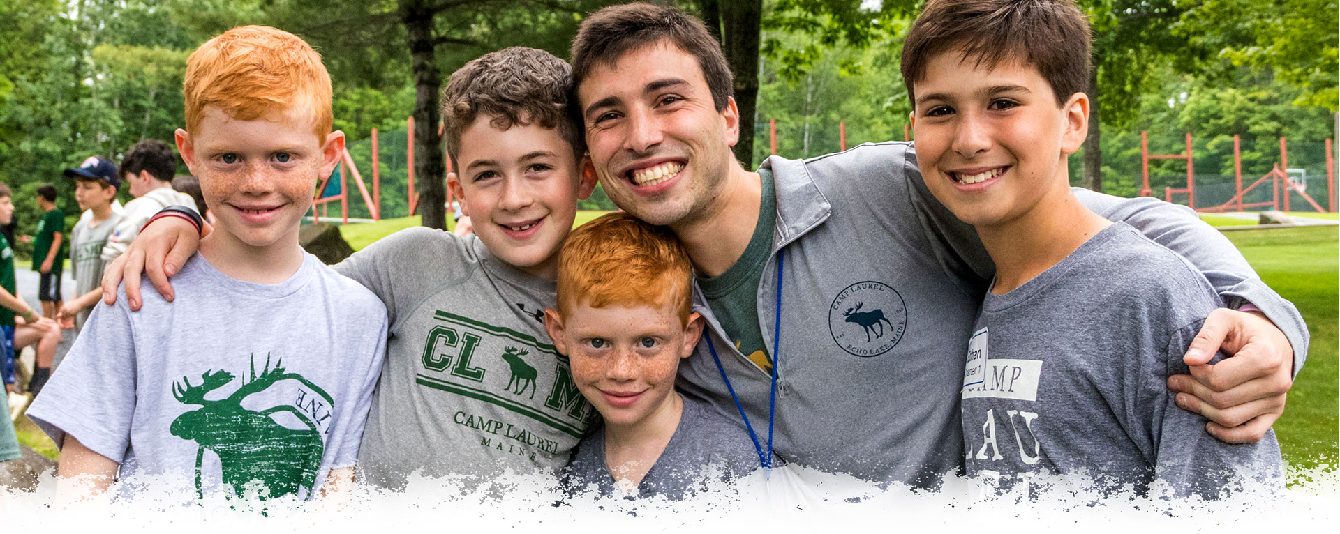Frequently asked questions about Camp Laurel in Maine