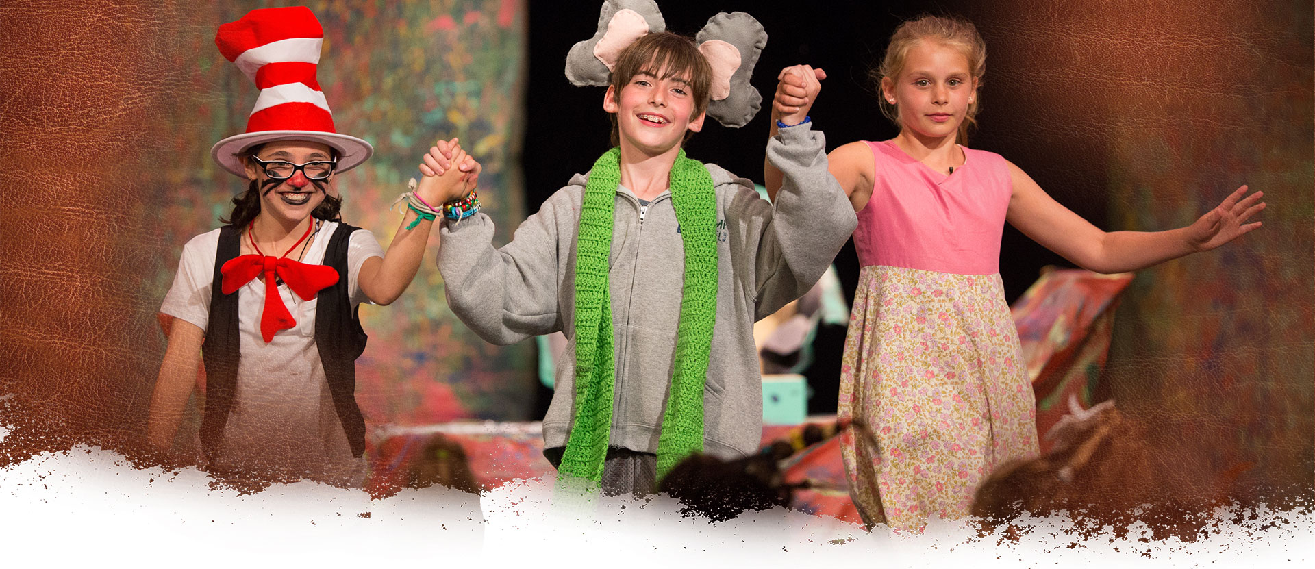 Creative and performing arts at summer camp in Maine